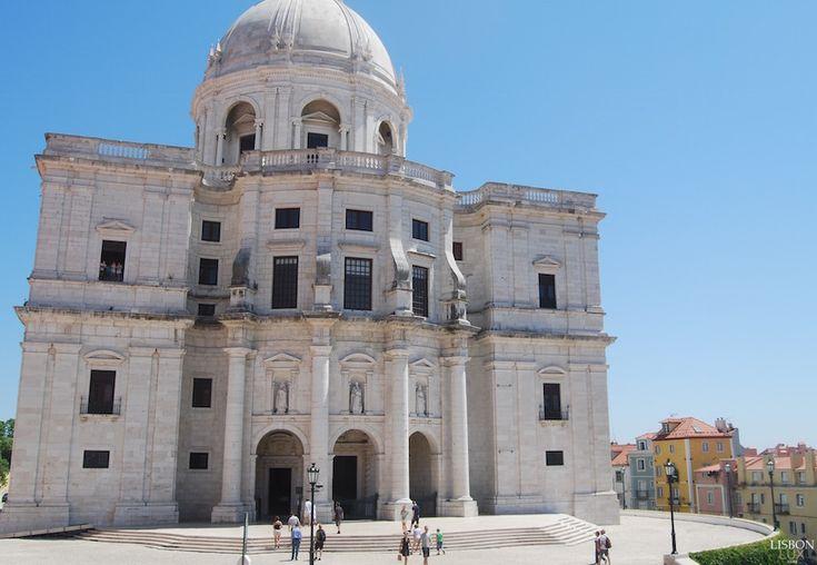 Panteão Nacional, Lisboa