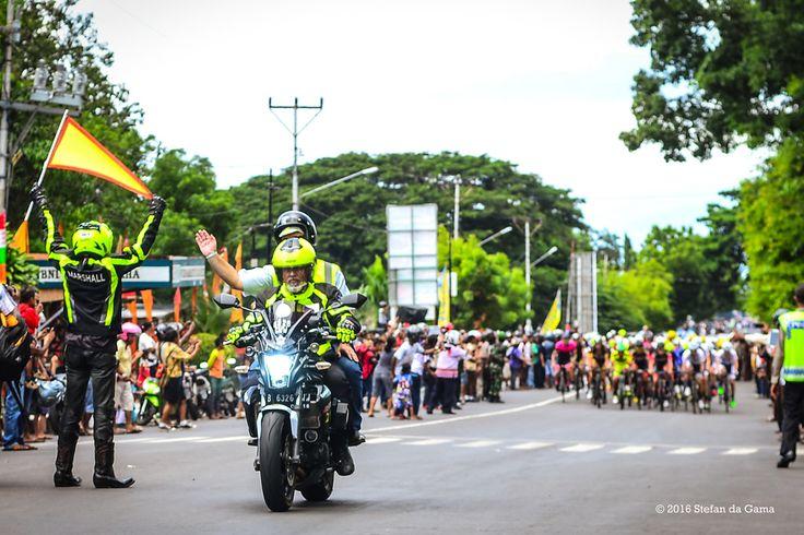 Tour de Flores  Stage 1 (Larantuka - Maumere)