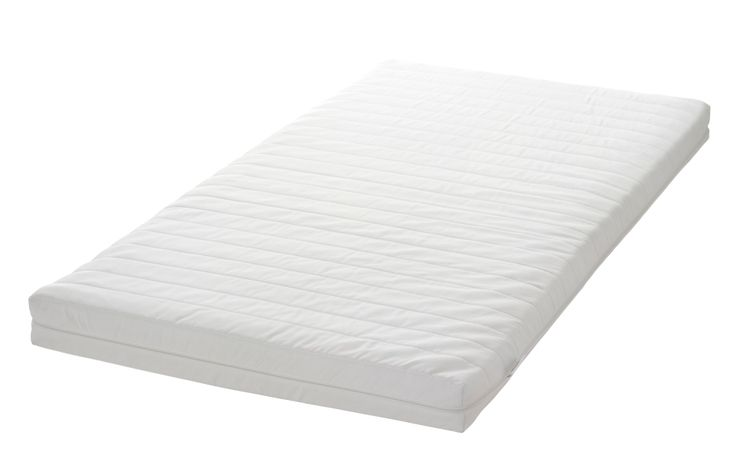 IKEA is recalling crib mattresses due to risk of entrapment to infants. Consumers should inspect the recalled mattress and make sure there is no gap larger than the width of two fingers between the ends of the crib and the mattress. If any gap is larger, customers should immediately stop using the recalled mattresses and return it to any IKEA store for an exchange or a full refund.