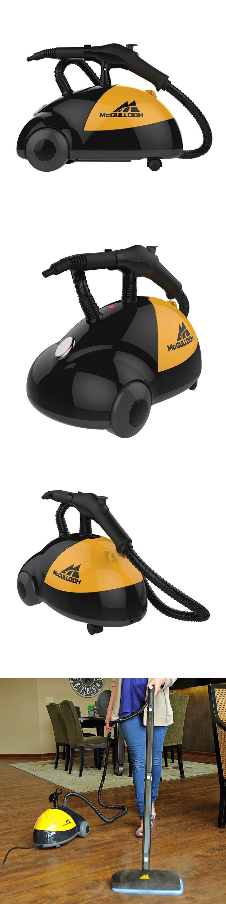 Carpet Steamers 79656: Steam Heavy Duty Cleaner Carpet Floor Portable Cleaning Steamer Canister System -> BUY IT NOW ONLY: $186.99 on eBay!