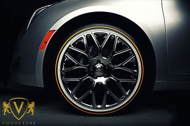"CBRVIII 20"" Vogue Tyres 