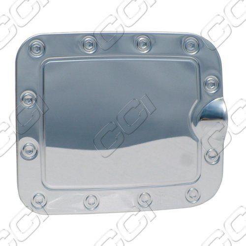 2003-2006 Toyota Tundra Chrome Gas Door Cover CCIGDC08