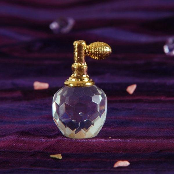Marturie nunta sticluta de parfum