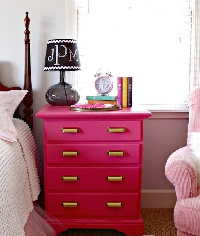 1001 id es comment peindre un meuble ancien diy comment peindre un meuble meubles peints - Peindre un meuble ancien ...