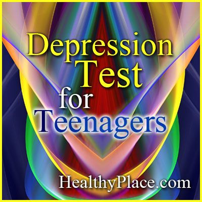 Teen depression can increase suicide risk and a depression test for teens can help catch it early. Take this teenage depression test.