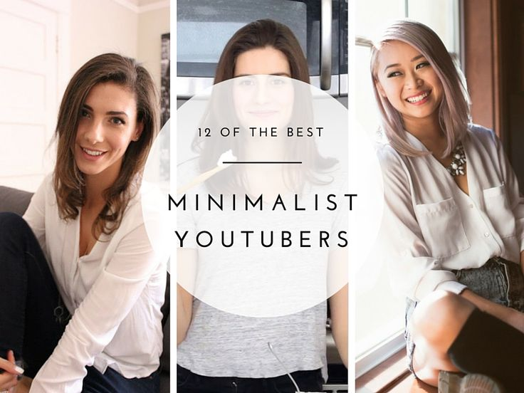 12 YouTube Channels All Minimalists Will Love