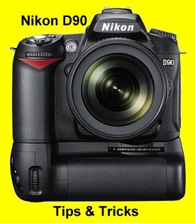 Nikon D90 Blog - D90 Everything!: Nikon D90 Tips and Tricks!