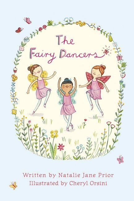"""""""The Fairy Dancers"""" follows the adventures of Mia, Emma, and Grace, as every Saturday they turn into Fairy Dancers, under the wonderful care of their ballet teacher Miss Ashleigh. This beautifully illustrated book is full of fairy magic, friendship, dancing and fun, with three different stories included. It makes a gorgeous gift for any little girl who loves fairies or dancing, and is sure to be one they will read over and over again."""
