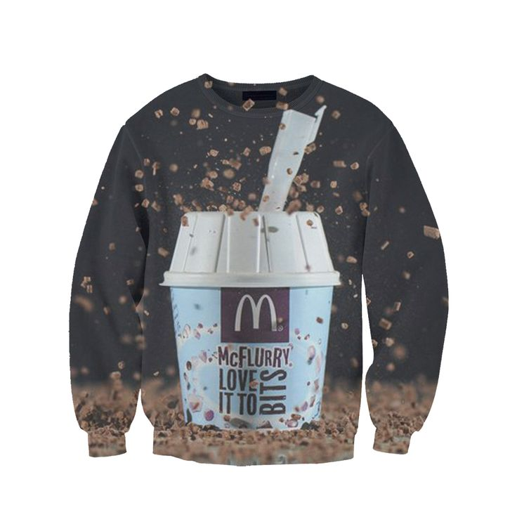 McFlurry sweatshirt from Beloved Shirts