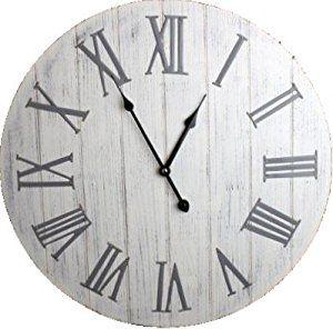 Best 25 Large White Wall Clock Ideas On Pinterest
