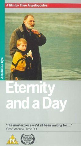 Eternity and a Day (1998) / HU DVD 10674 / http://catalog.wrlc.org/cgi-bin/Pwebrecon.cgi?BBID=12030634