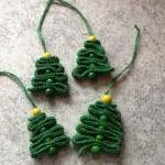 Häkeln Sie Weihnachtsbäume – meine kreative Freizeit