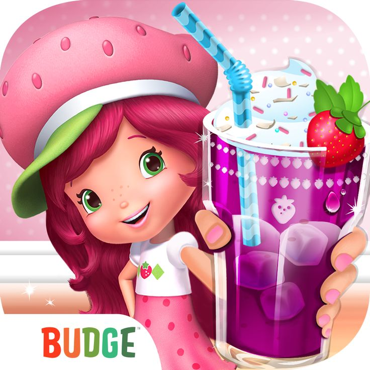 Strawberry Shortcake Sweet Shop Kids App  Candy lovers will be over the moon as they create decadent treats! Strawberry Shortcake Sweet Shop includes easy to make recipies and tips from Strawberry Shortcake. From refreshing smoothies to yummy caramel apples, young candy-makers will get creative as they customize their treats. Candy-loving parents can enjoy time together with their kids by making the personalized recipes at home!