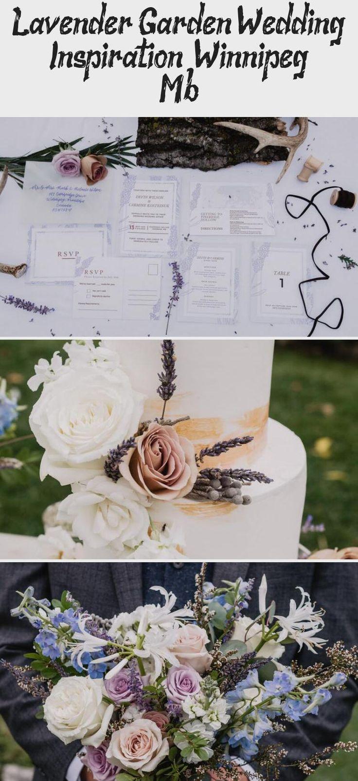 Lavender Rustic Garden Wedding Cake - Gold stained cake #Italiangardenwedding #gardenweddingNight #Tropicalgardenwedding #Botanicalgardenwedding #gardenweddingEnchanted