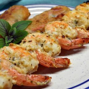 """Maui Wowie Shrimp   """"We loved this shrimp! Five stars for great flavor, five stars for super easy to make."""""""