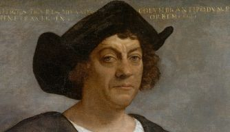 Christopher Columbus http://www.mymilitarysavings.com/blog/2051-interesting-facts-about-christopher-columbus-day-
