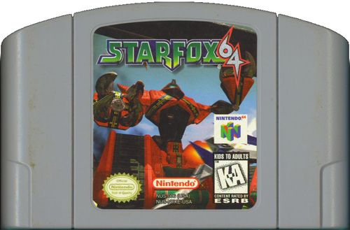 Today in gaming history  June 30, 1997... ...The Lylat system has been invaded! Join Fox McCloud and his Star Fox team as they fight to save the galaxy from the clutches of the evil Andross. Travel to many different 3-D worlds. Battle the enemy in the air and on the ground and listen in as Fox McCloud interacts with a cast of characters.  See how it feels to feel what you see! The N64 Rumble Pak controller accessory instantly transmits all the bumps and blasts during the action. It's a new…