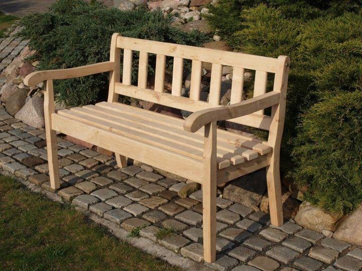 Lawka Ogrodowa 140 Cm Olcha 8062902543 Oficjalne Archiwum Allegro Outdoor Decor Pergola Outdoor Furniture