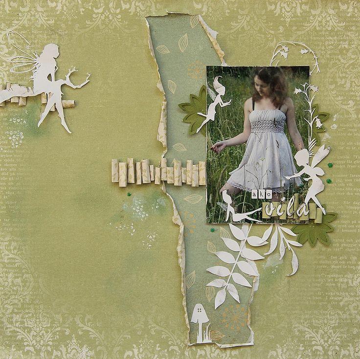 Like a fairy... Ako víla