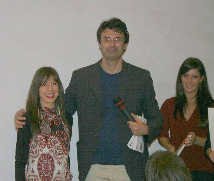 Premio Internazionale Michelangelo Buonarroti. Seravezza. Novembre 2015.