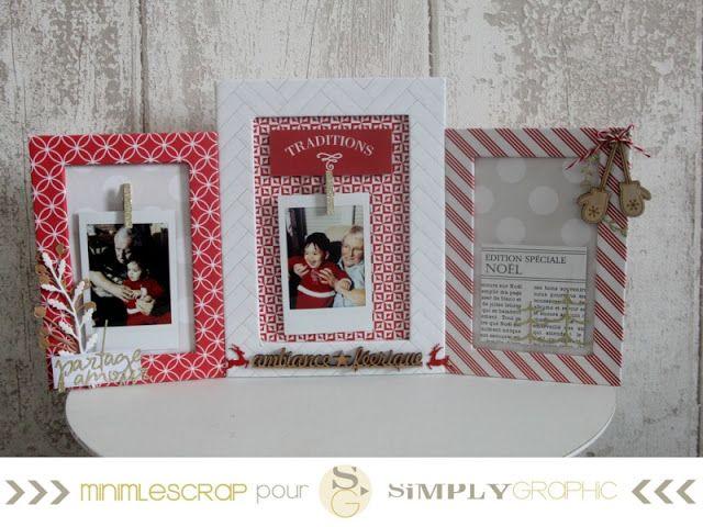 simply graphic: un triptyque de Noël : 15-12-2015