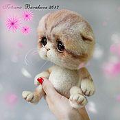 Магазин мастера Баракова Татьяна: игрушки животные, коллекционные куклы, куклы и игрушки, обучающие материалы