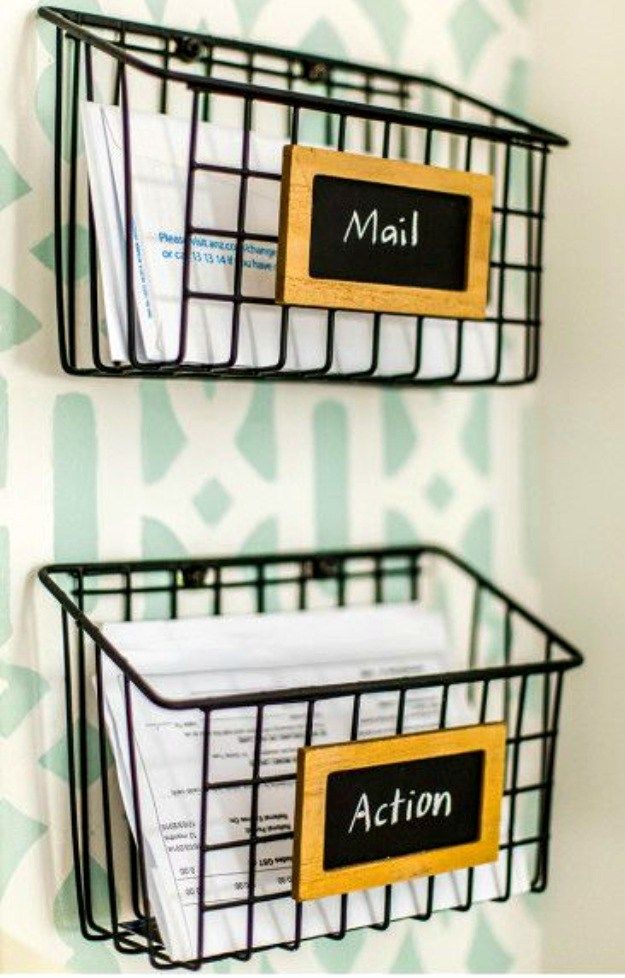 10 Easy Dollar Store Storage Ideas for Every Room in the Home