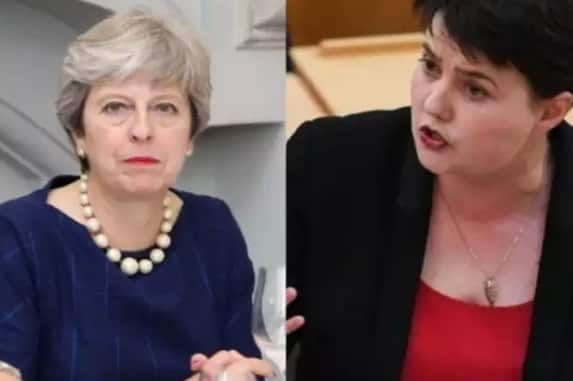 "Theresa May attacks SNP over tax and education record  ||  Theresa May has attacked the SNP's policies on tax and education, saying she is ""concerned"" about Scotland's decline in international league tables and the rising tax burden on the middle class. https://www.scotsman.com/news/politics/theresa-may-attacks-snp-over-tax-and-education-record-1-4696309?utm_campaign=crowdfire&utm_content=crowdfire&utm_medium=social&utm_source=pinterest"