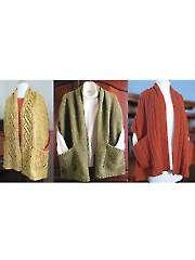 Shawl & Wrap Knit Patterns - Readers Wrap Pattern
