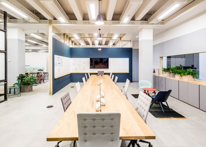 Barclaycard office by apa architects northampton uk retail design blog