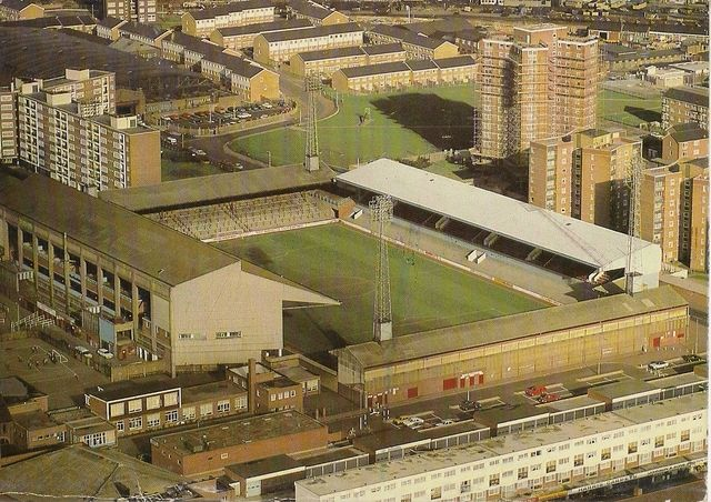 Boleyn Ground - Upton Park - West Ham United FC