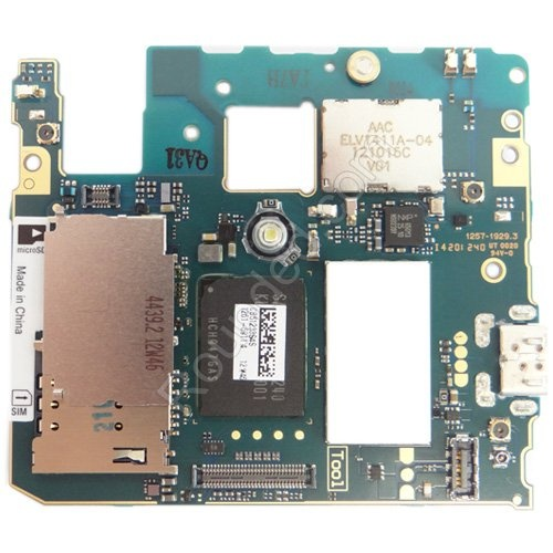 Sony Xperia T LT30p motherboard mainboard 1257-1929.3 green