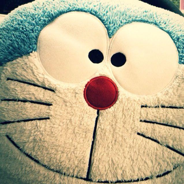 Doraemon pillow