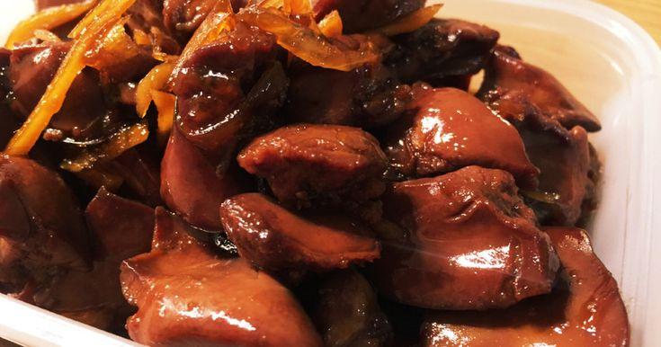 濃い目の味付け☆レバーの甘辛煮 by そるろす [クックパッド] 簡単おいしいみんなのレシピが260万品
