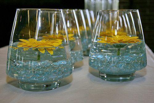 tafeldecoratie (bloemen)