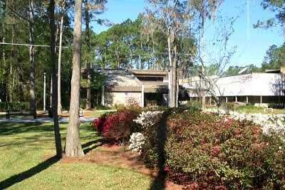 Florida Gateway College, formerly Lake City Junior College and Forest Ranger School, where Liz did some of her research.