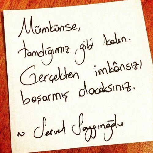 * Servet Saygınoğlu
