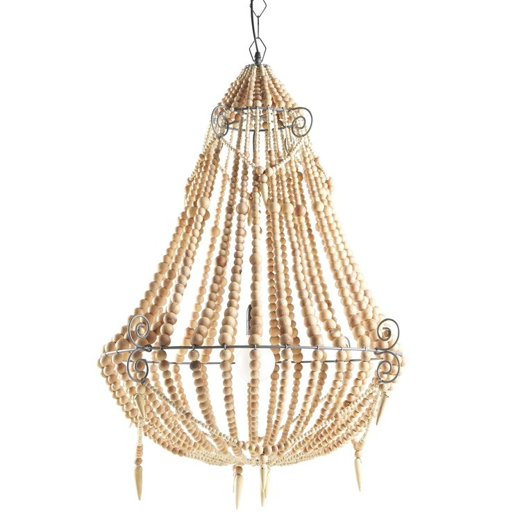 Marbella Beaded Chandelier Temple and Webster – Beautiful collections of furniture, homewares, décor, art  and  gifts for the home.