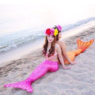 how to get mermaid powers for real
