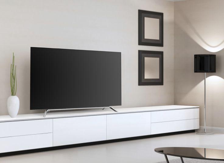 【4K液晶テレビ REGZA Z20Xシリーズ:65Z20X/58Z20X/50Z20X】  画面以外の造形要素を集約し、大画面の独立性を高めたデザイン。薄さ細さを追求し、映像に集中できるノイズレスな画面周りを実現しました。 高く評価される4K REGZAの高画質の魅力を十二分に引き出し、上質感ある佇まいをもたらします。 http://www.toshiba.co.jp/regza/lineup/z20x/index_j.html