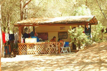 Roulotte in affitto al Campeggio Nurapolis