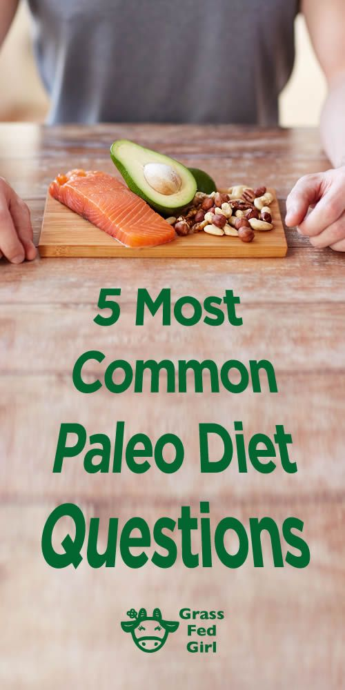Top 5 Most Common Paleo Weight Loss Mistakes