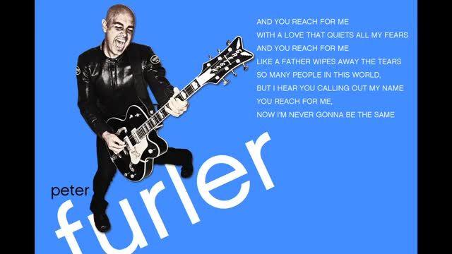 Peter Furler - Reach (Slideshow with Lyrics) - Music Videos
