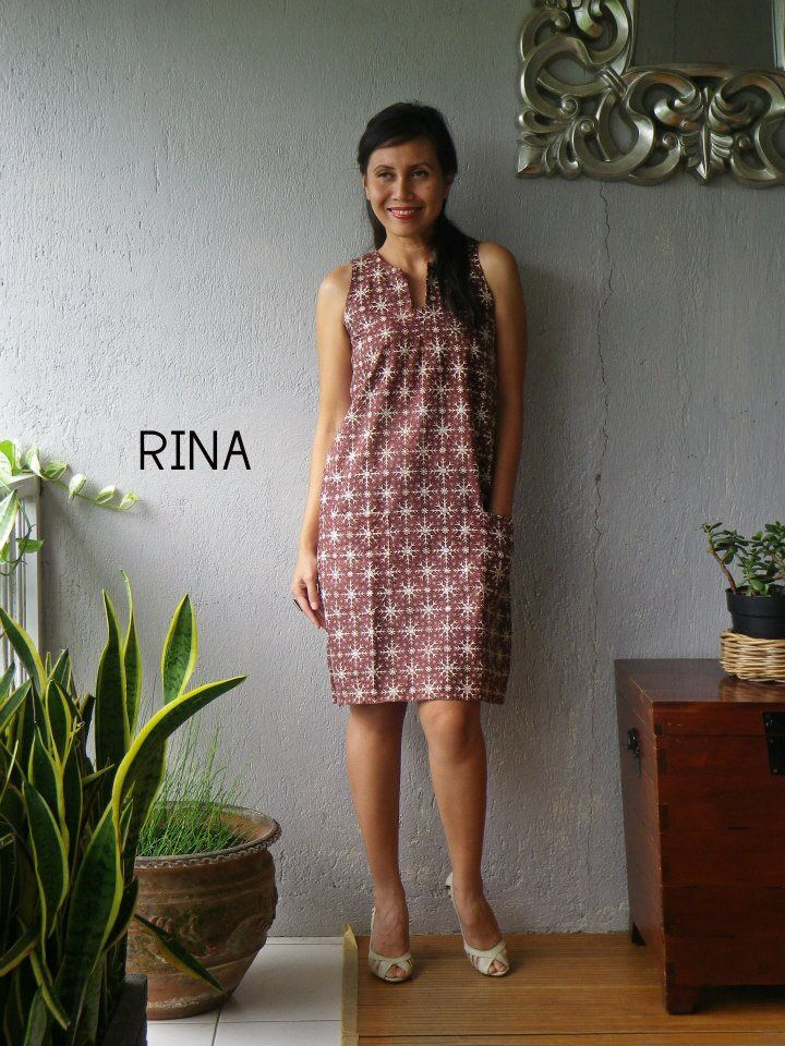 HersBatik Collection -RINA-