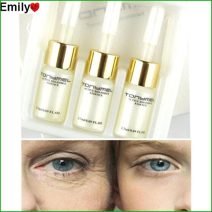 3 PCS Instantly Ageless Products Magic Anti Aging Anti Wrinkle Liquid Lift Face Cream Argireline Cream Hyaluronic Acid Serum