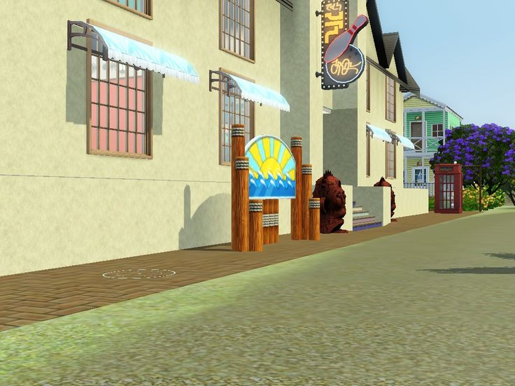 sims 3 how to sell resort