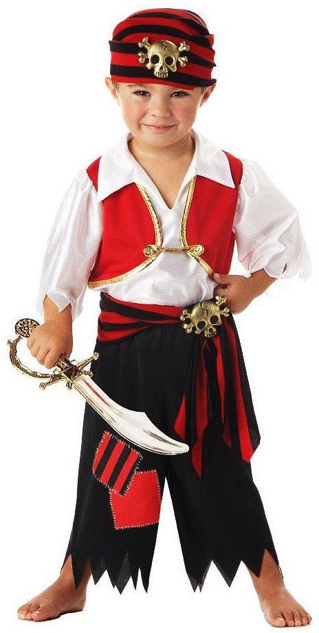 Ahoy Matey! Toddler Costume from BirthdayExpress.com