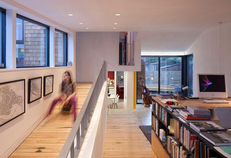 ramp house - Chambers McMillan, architects Chambers McMillan, architects