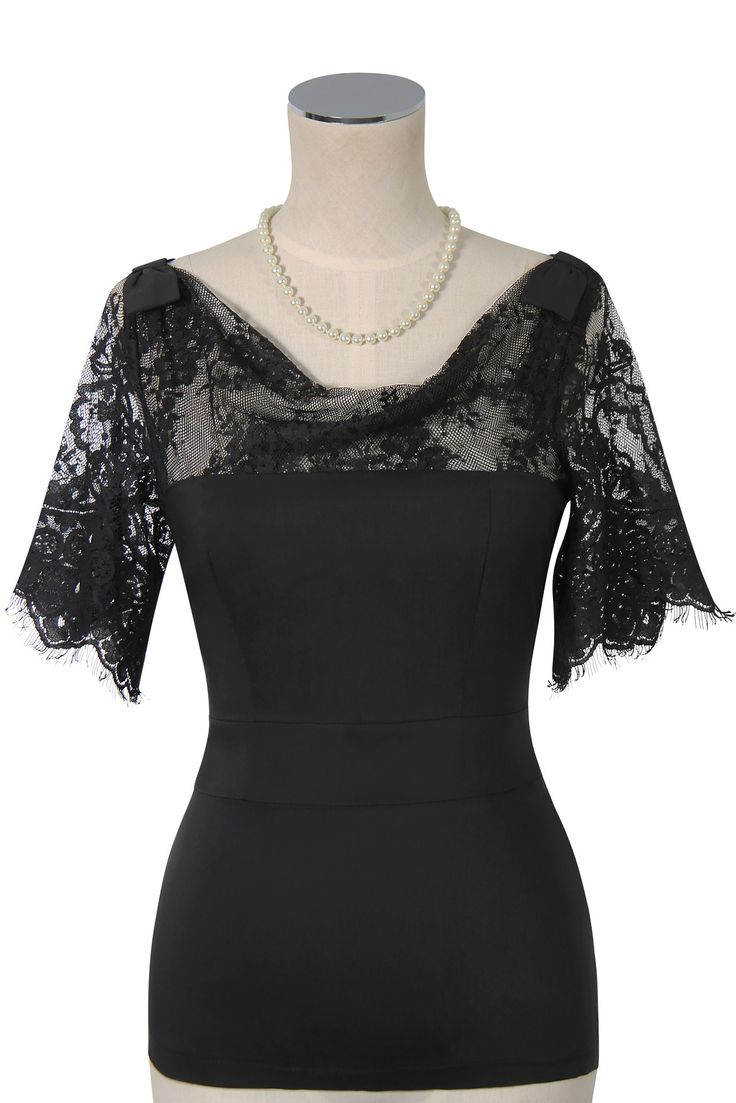 Midsummer Nights Lace Top