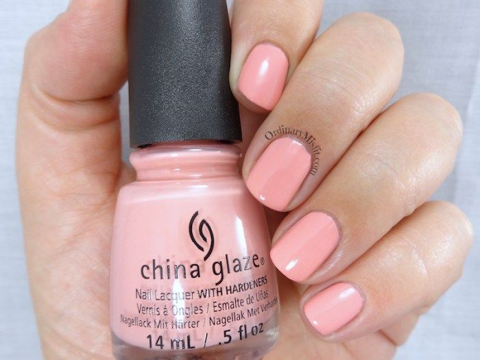 China Glaze - Pink or swim